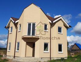 Дом из газобетона Старое Хинколово
