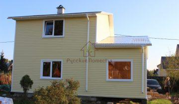 Комплексная реконструкция дома Сосново - Луговое