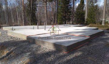 Строительство фундамента СНТ Приветнинское