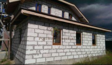 Отделка фасада дома п. Симагино