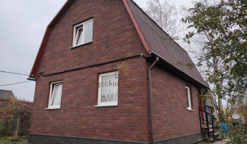 Монтаж фасадной плитки Хауберк в Павловске