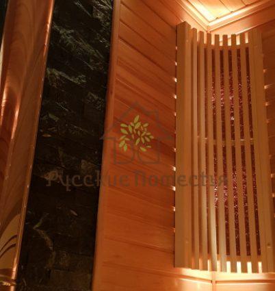 Обшивка стен деревянными и ПВХ панелями