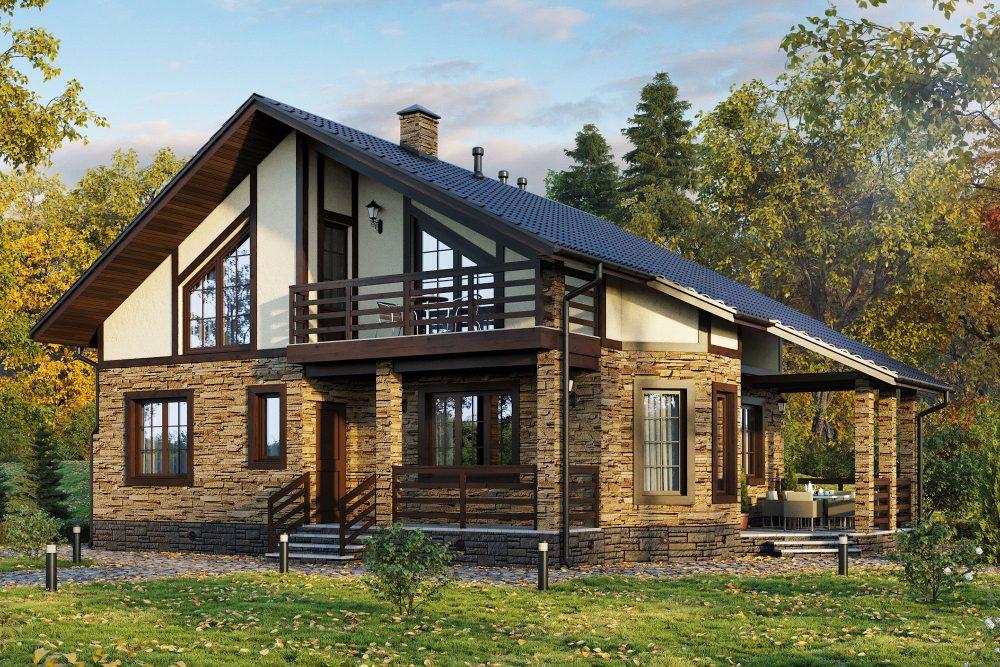 Как выбрать проект загородного дома?